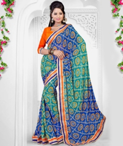 Designer sari suppliers